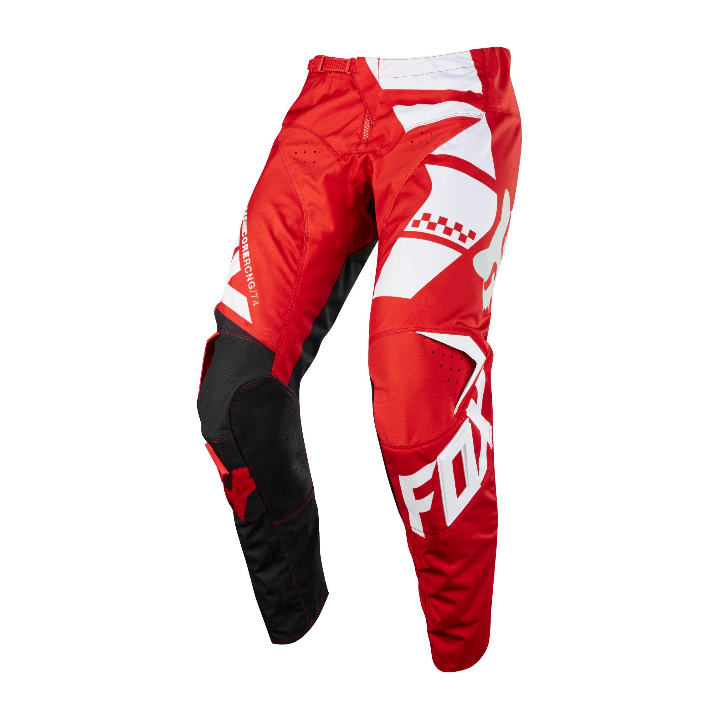 rot FOX 180 SAYAK Motocross Hose 2018