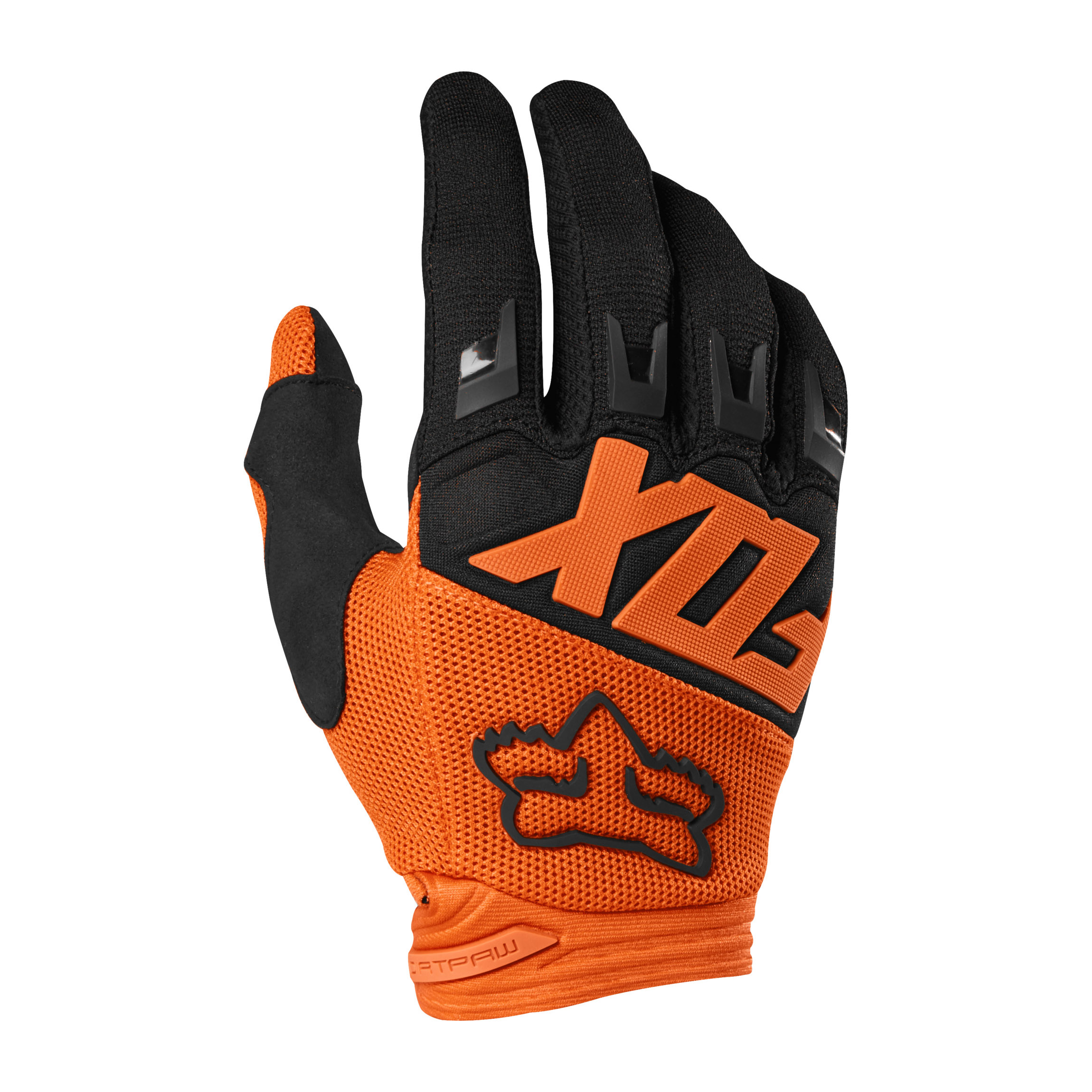 FOX 2019 Handschuhe Dirtpaw, orange