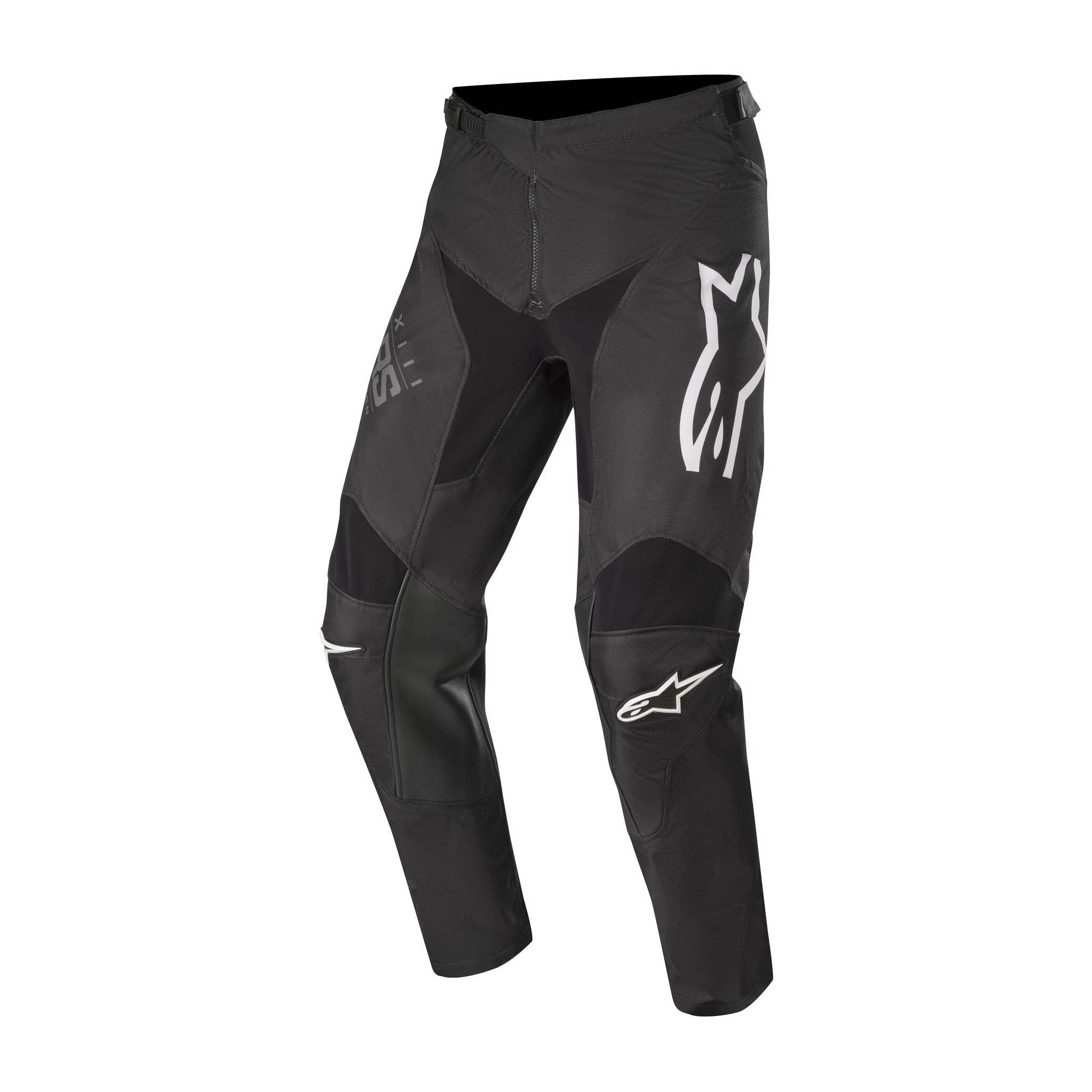 Vielzahl von Designs und Farben Sonderrabatt von klar in Sicht Alpinestars 2020 MX Hose Racer Graphite, schwarz