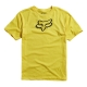 Fox Kinder T-Shirt 2017 Legacy, gelb, M