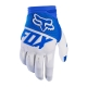 Fox Handschuhe 2017 DIRTPAW RACE blau, L