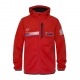 Fox Jacke 2018 HRC THERMABOND, rot, XL