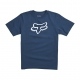 FOX 2019 Kinder T-Shirt Legacy, blau, YXL