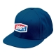 100% Flexfit Cap, ICON blau L/XL