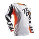 Thor Jersey 2017 Fuse Air Dazz orange/weiss L