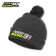 Beanie JS91 by Jeremy Seewer, grau