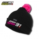 Beanie JS91 by Jeremy Seewer, pink