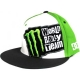 DC Monster Drifting Cap white L/XL