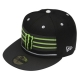 Monster Energy Touchdown Hat, Gr. 7 3/4
