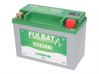 Batterie FULBAT Lithium-ion battery FLTX20HL Fulbat