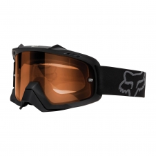 Fox Brille 2018 AIR SPACE Enduro matt schwarz, orange