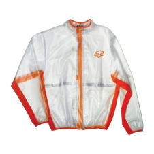 Fox Regenjacke 2019 MX FLUID orange