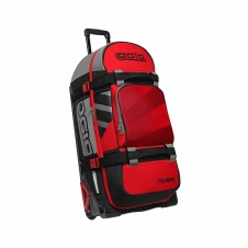 OGIO Tasche Rig 9800 Wheel Bag, Red Hub