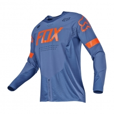 Fox Enduro Jersey 2018 LEGION blau, L