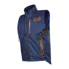 Fox Enduro Gilet 2018 LEGION blau, L
