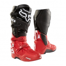 Fox Stiefel 2018 INSTINCT Preest A1 Limited, schwarz-rot