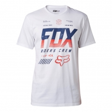 Fox T-Shirt 2017 Escaped, weiss, XL