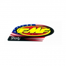 FMF Shorty Auspuff-Decal