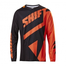 Shift Jersey 2017 3LACK Mainline schwarz/orange