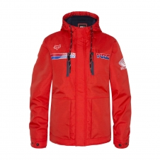 Fox Jacke 2018 HRC PIT ROOSTED, rot, XXL