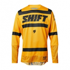 Shift Jersey 2018 3LACK Strike gelb