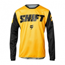 Shift Jersey 2018 WHIT3 Ninety Seven gelb