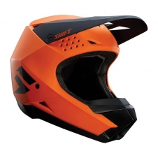 Shift Helm 2018 WHIT3 orange, S