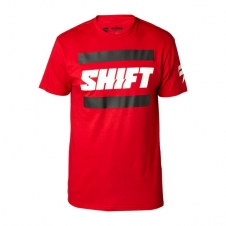 Shift T-Shirt 2018 3LACK Label rot, M