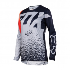 Fox Frauenjersey 2018 180 grau/orange, S