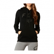 Fox Womens Hoody 2018 DISTRICT, schwarz