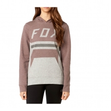 Fox Womens Hoody 2018 PASQUE, dunkelrot