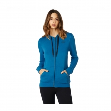 Fox Womens Zipper 2018 AFFIRMED, staubig-blau