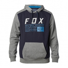 Fox Hoody 2018 DISTRICT 3, dunkelblau