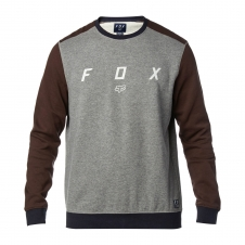 Fox Pullover 2018 DISTRICT, meliert-grau