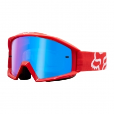 Fox Brille 2018 MAIN RACE rot