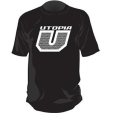 Utopia T-Shirt Chainlink black M