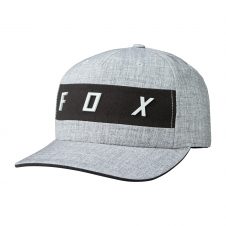 Fox Cap 2018 SET IN Flexfit, meliert-grau, S/M