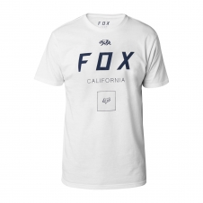 Fox T-Shirt 2018 GROWLED OPTIC, weiss