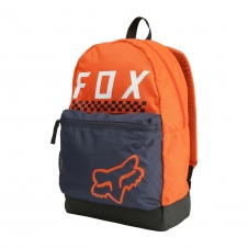 Fox Rucksack 2018 CHECK YO SELF, orange