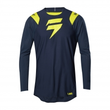 Shift Jersey 2018 3LUE Risen 2.0 navy/gelb, XL