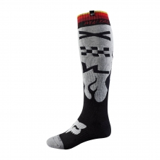 Fox Socken 2018 Coolmax Dicker Rodka, M