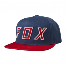 FOX 2019 Cap Possessed Snapback, blau