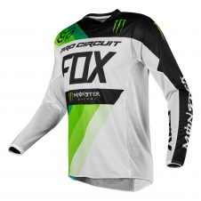 Fox Jersey 2018 360 ProCircuit limited, S