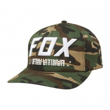 FOX 2019 Cap Triple Threat Flexfit, camo