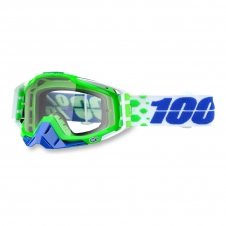 Goggle 100% Racecraft ALCHEMY, klar