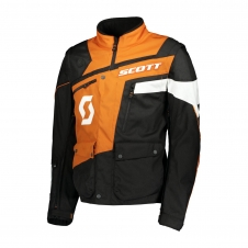 Scott 2018 Jacke 350 ADV, schwarz/orange
