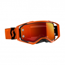 Scott 2019 Goggle Prospect, schwarz/orange, orange chrom works