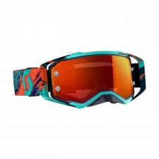 Scott 2019 Goggle Prospect, blau/orange, orange chrom works