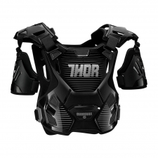 Thor Junior Guardian Brustpanzer schwarz/silber