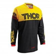 Thor Jersey Junior 2016 Phase Hyperion gelb